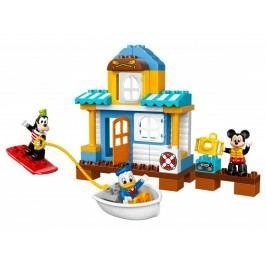 LEGO® DUPLO 10827 Mickey a jeho kamarádi v domě na pláži