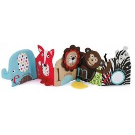 Skip hop ABC Zoo - Knížka Aktivity