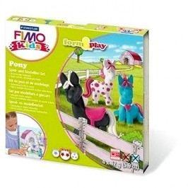 FIMO Kids 8034 - Form & Play Poníci