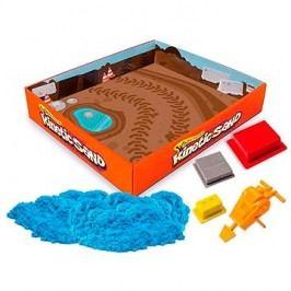 Kinetický písek - Box 283 g Sada stavba