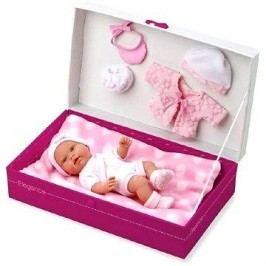 Teddies Panenka/miminko pevné tělo s doplňky
