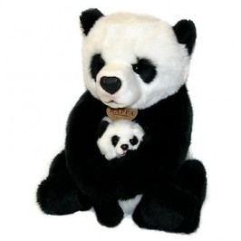 Rappa Panda S Mládětem, 27 cm