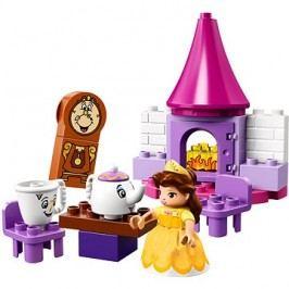 LEGO DUPLO Princess 10877 Bella a čajový dýchánek