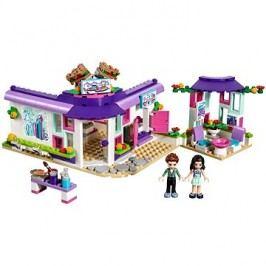 LEGO Friends 41336 Emma a umělecká kavárna