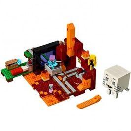 LEGO Minecraft 21143 Podzemní brána