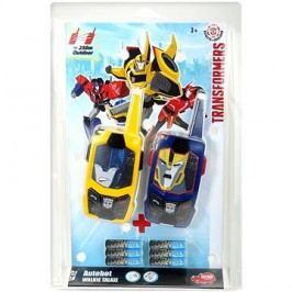 Dickie Transformers Vysílačky Walkie Talkie, 2 druhy