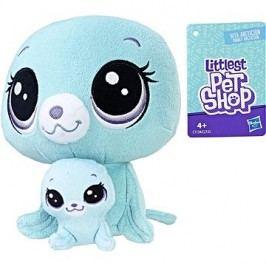 Littlest Pet Shop Duo plyšových zvířátek - Tuleni