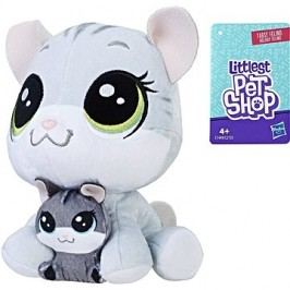 Littlest Pet Shop Duo plyšových zvířátek - Kočky