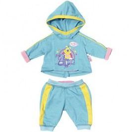 BABY Born Tepláková souprava modrá