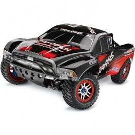 Traxxas Slash Ultimate 4WD VXL LCG TQi Bluetooth TSM OBA RTR černý