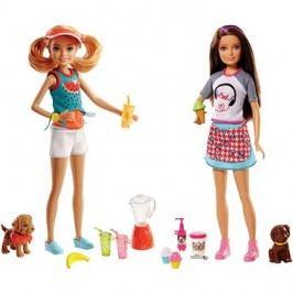Barbie Vaření a pečení Sestřičky