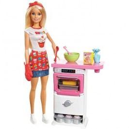 Barbie Vaření a pečení Herní set