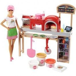 Barbie Vaření a pečení Pizza herní set