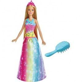 Barbie Magické vlasy - blondýnka