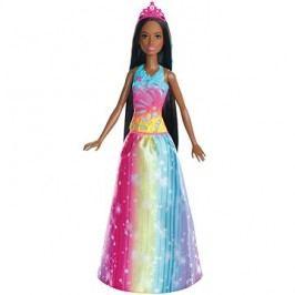 Barbie Magické vlasy - brunetka