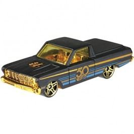 Hot Wheels 50 let Black & Gold