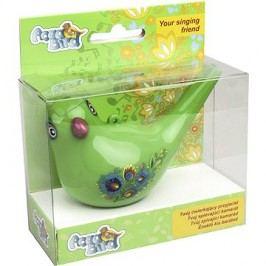 Zpívající vodní ptáček Aqua Bird III zelený