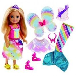 Barbie Dreamtopia Chelsea Pohádkové oblečky 1
