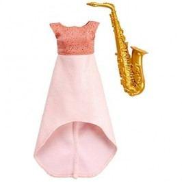 Barbie Profesní oblečení Trumpetistka