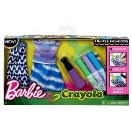 Barbie D.I.Y. Crayola batikování Zelená