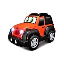 Jeep s volantem