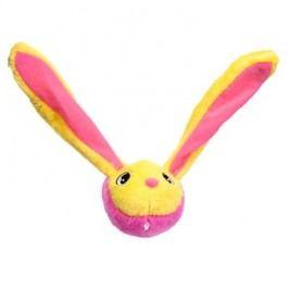 Bunnies Fantasy Králíček s magnetky růžovo-žlutý