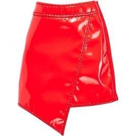 Barbie Sukně a kalhoty - červená