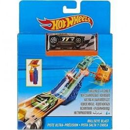 Hot Wheels Dráha do kapsy Bullseye Blast