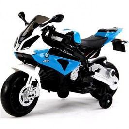 BMW S1000 modrá
