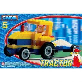 Cheva 5 - Traktor s vlekem