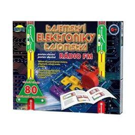 Tajemství elektroniky - Rádio 80 experimentů