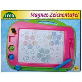Lena Magnetická tabulka - barevná