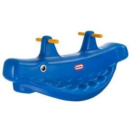 Little Tikes Houpačka velryba - modrá