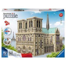 Ravensburger 3D 125234 Notre Dame 324 dílků