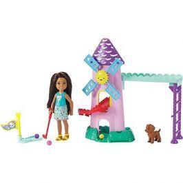 Barbie Chelsea Minigolf