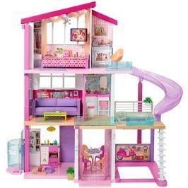 Barbie Dům snů se skluzavkou