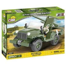 Cobi 2387 37 mm GMC M6 Fargo