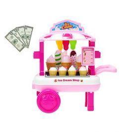 Vozík zmrzlinový