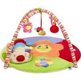 PlayTo hrací deka - stonožka s hračkou