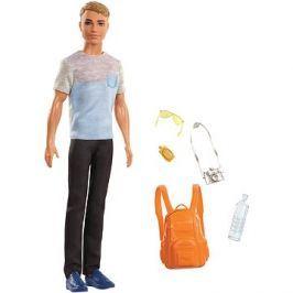 Barbie Ken cestovatel