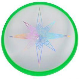 Aerobie Létající disk svítící skylighter zelený