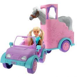 Sparkle Girl Přívěs pro koně