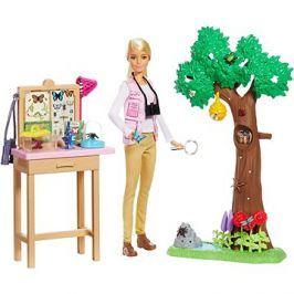 Barbie Entomoložka National Geographic