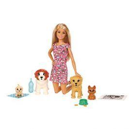 Barbie Péče o štěňátka