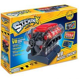 Motor V8 model – Stemmex
