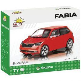 Cobi Škoda Fabia model 2019 1:35