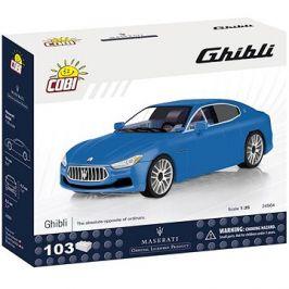 Cobi Maserati Ghibli