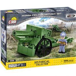 Cobi Great War Howitzer 155 mm vz. 1917
