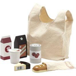 Nákupní taška s nákupem