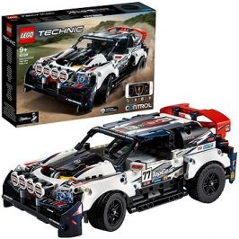 LEGO Technic 42109 RC Top Gear závodní auto